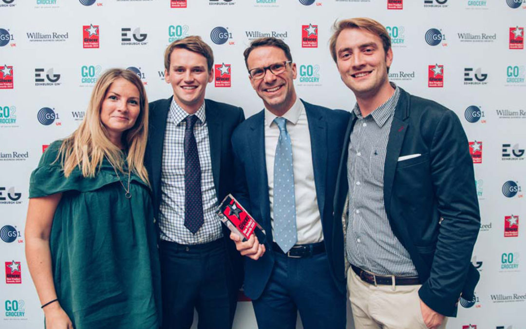 We were proud to sponsor The Grocer's New Product Awards 2019 – Congratulations to this year's winners