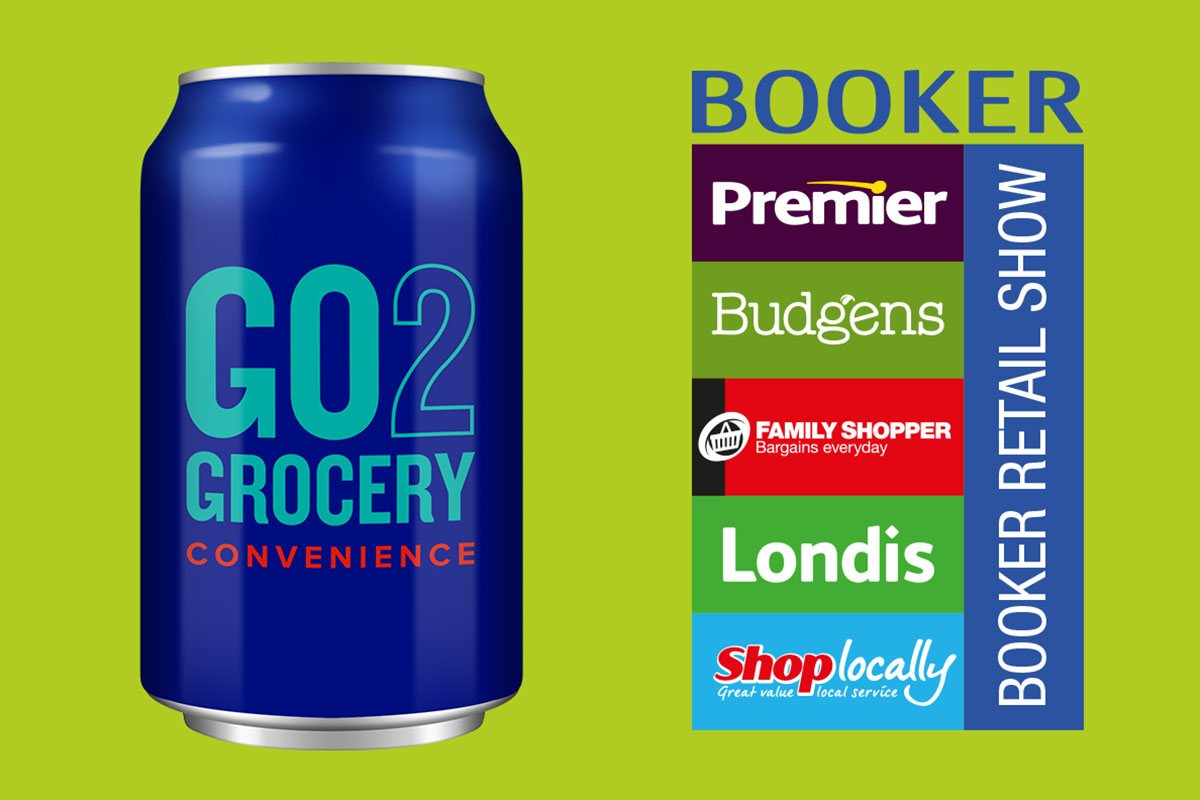 Go2Grocery Convenience at the Booker Trade Show in Farnborough